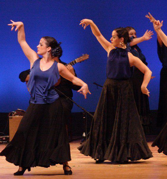 Soleares - Flamenco Olé de Mojácar y Studio Flamenco - 2009.