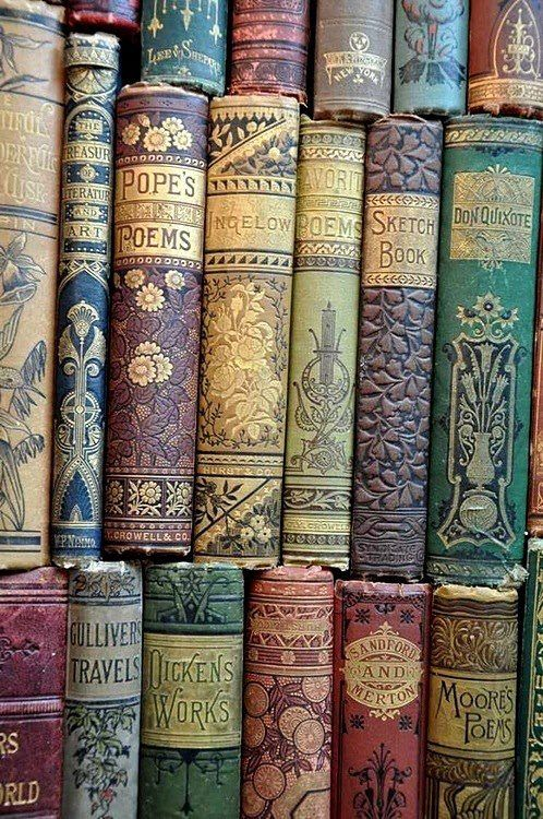 Back when book design was beautiful. I wish we still produced books with character. Get any book for 99 cents. DAILY DEALS !:
