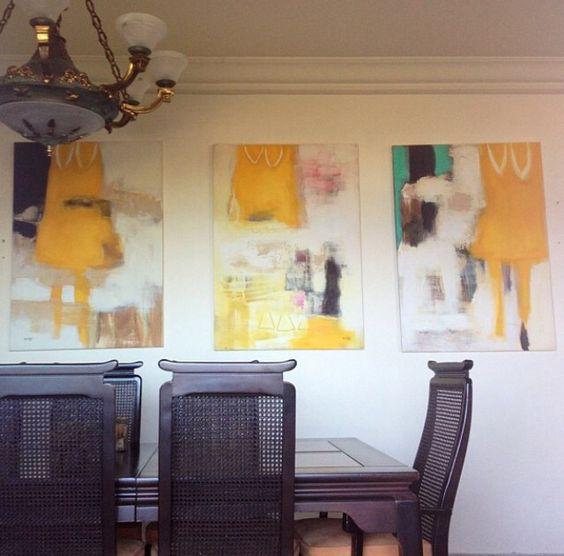 Diningroom, love those chairs