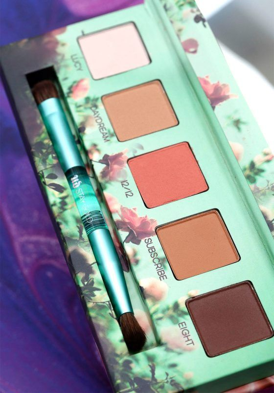 The Urban Decay X Kristen Leanne Collection Daydream Palette