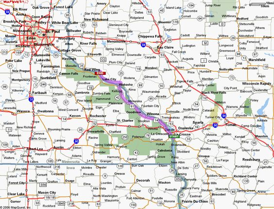 Crosses La Crosse Wisconsin And Maps On Pinterest - World ...
