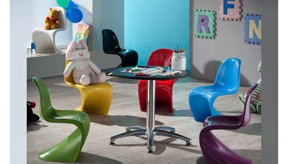 Cadeira Panton Infantil | Essência Móveis de Design