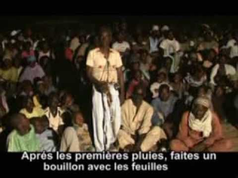 Xooy, a divination ceremony among the Serer of Senegal