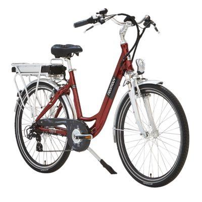 Le Carlina est le modèle phare des vélos électriques Néomouv. Il possède l'équipement et les performances techniques d'un VAE haut de gamme, tout en ayant un prix très compétitif. Il est équipé comme un vélo tout chemin