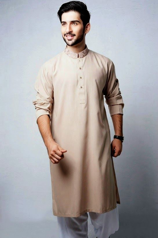 Bonanza Eid Kurta Collection for Men | Mens Eid Salwar Kameez / Suits – She9 | Change the Life Style - FASHIONPAB