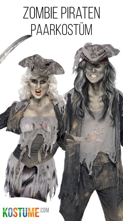 Zombie Geisterschiff Piratin In 2020 Zombie Kostum Halloween
