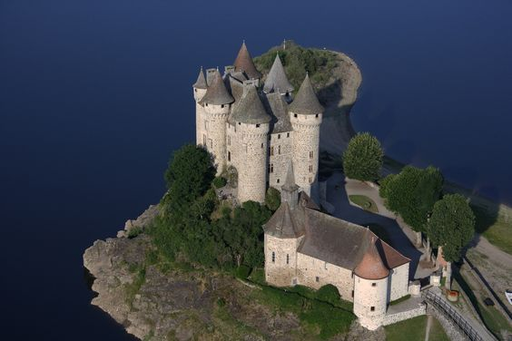 Fotopedia Magazine — Outstanding Châteaux of France by Frank Mulliez