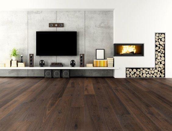 parkett der woche landhausdiele r uchereiche geb rstet. Black Bedroom Furniture Sets. Home Design Ideas
