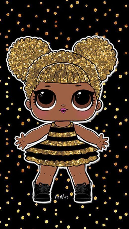 Queen Bee Lol Lol Dolls Lol Doll Cake Lol