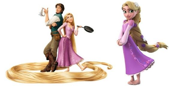 PNG Download: Pacote com 22 Imagens do Filme Enrolados da Disney (História da Rapunzel) no formato PNG