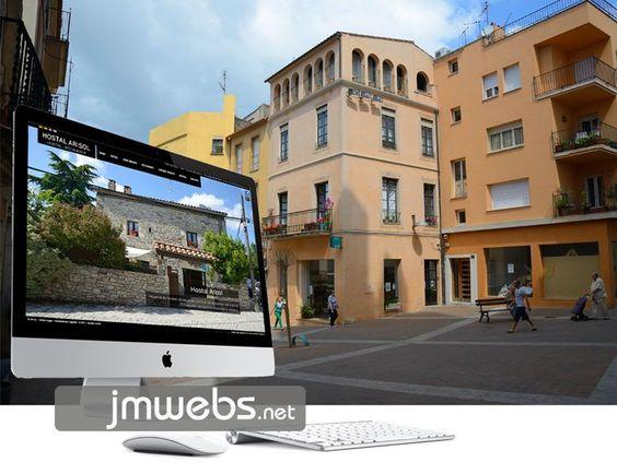Ofrecemos nuestro servicio de diseño de páginas web en Palafrugell. Diseño web personalizado y a medida (Barcelona). Más información en www.jmwebs.com - Teléfono: 935160047