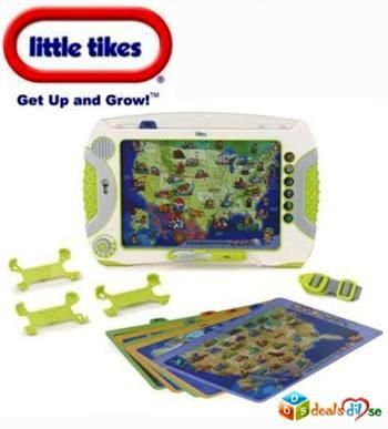 Little Tikes - iTikes Map, Multi Color @ Rs.2,659/-