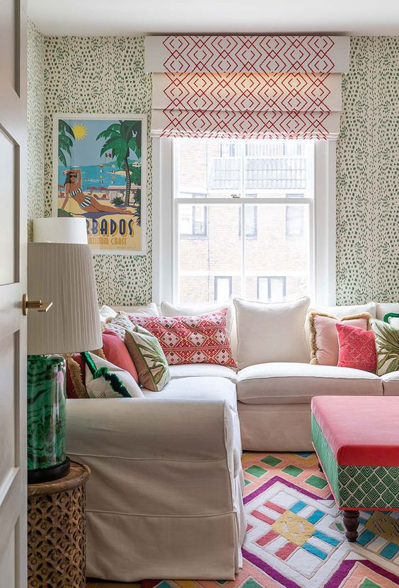 Trending Colorful Home  Decor