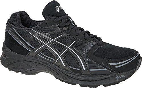 Shaw Runner, Sneakers Basses Mixte Adulte - Gris (Light Grey/Black 1390), 40 EUAsics