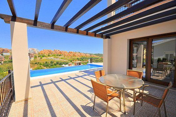 Modern, newly built villa in Elviria, #Marbella