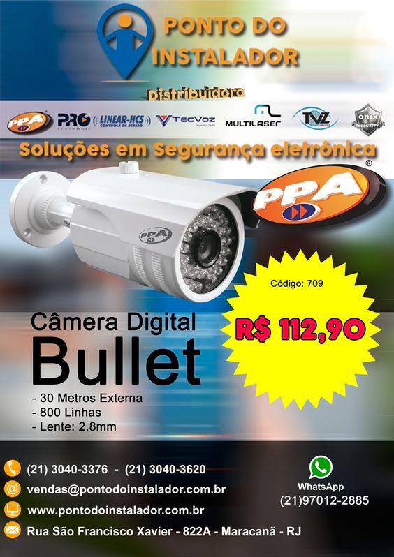 Câmera PPA