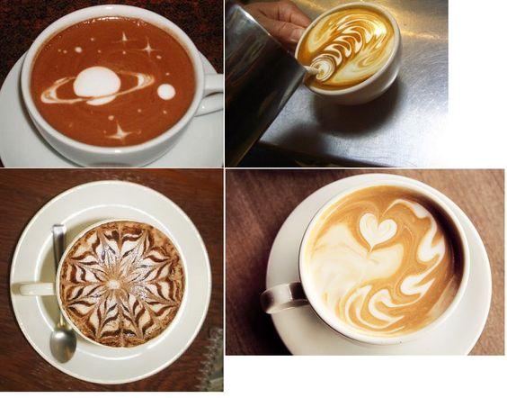 Un café con arte