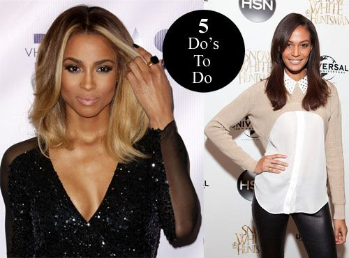 Need A New Hairstyle? Here Are 5 Do's To Do For The New Year! (Pick A Pixie Or Cut A Crop)
