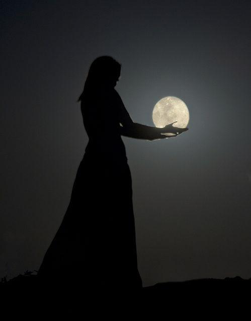 Moon Goddess: