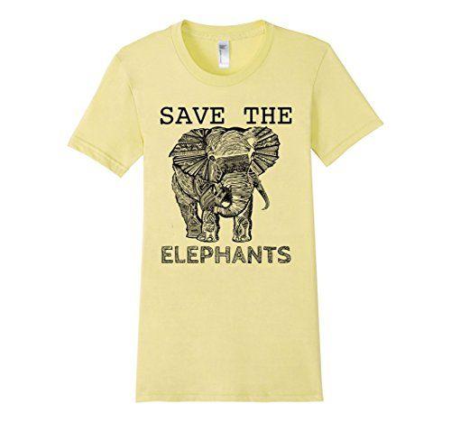 Women's Elephant shirt- Save the Elephants shirt american apparel, conserve, conservation, animals, animal, save the elephants, amazon, elephant shirt, save the rhinos, rhino shirt, rhino, ivory, africa