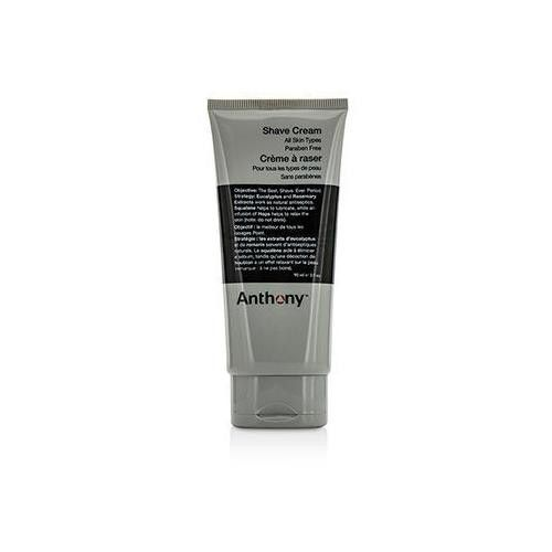 Logistics For Men Shave Cream 90ml/3oz