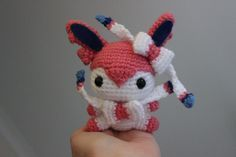 Sylveon at last! Only a few days late :P This was requested a while ago (sorry, I promised it so much earlier orz). Sylveon was tricker than I anticipated, but very satisfying to make in the end! I am...