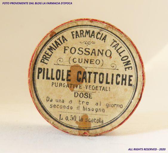 Pillole Cattoliche