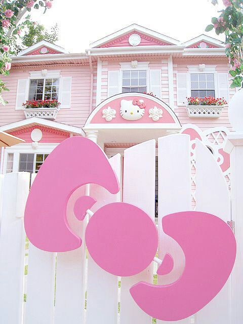 Hello kitty  Where Is The Hello Kitty House ...