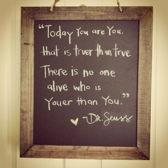 Great birthday message from Dr. Seuss