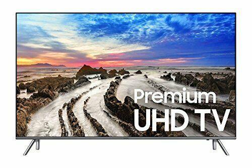 Samsung Electronics Un65mu8000 65 Inch 4k Ultra Hd Smart Led Tv 2017 Model In 2020 Uhd Tv Smart Tv Led Tv