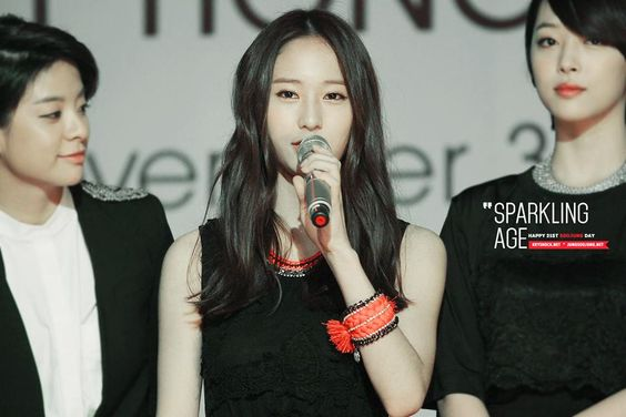 #Amber #Krystal #Soojung #maknae #Sulli #Jinri #visual #FX
