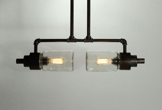 fabrik lampe steampunk pendel leuchte 200euros lampen pinterest steampunk. Black Bedroom Furniture Sets. Home Design Ideas