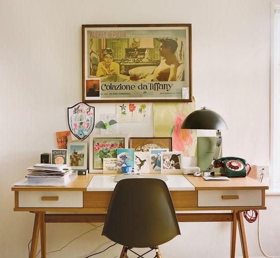 Лучшее место для работы — дом! Вот несколько идей для идеального рабочего места (фото 3)