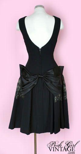 Evening dress resale antique