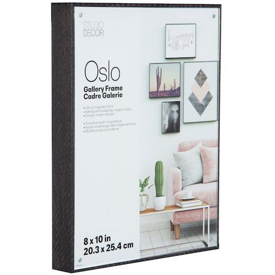 Black Deep Edgeless Frame Oslo By Studio Decor With Images Studio Decor Decor Residential Interior Design