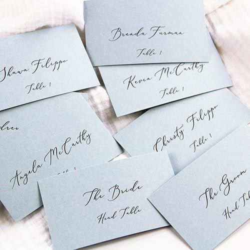 Flat Place Cards In 5 Easy Steps Free Place Card Template Wedding Place Card Templates Free Place Card Template Place Card Holders Wedding
