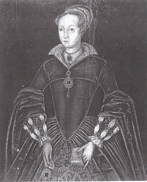 Lady Jane Grey - Houghton portrait