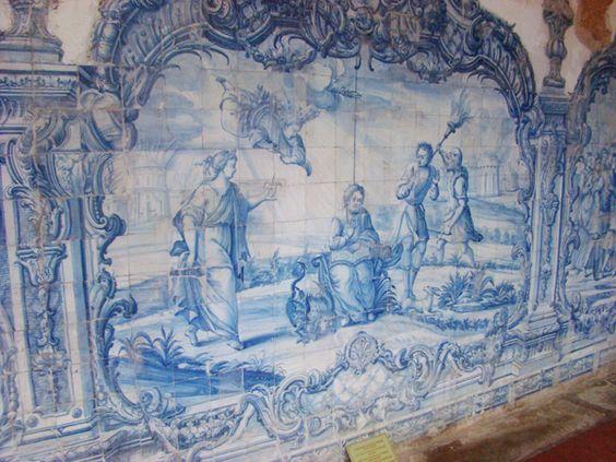 Painéis de Azulejos Portugueses.#jorgenca