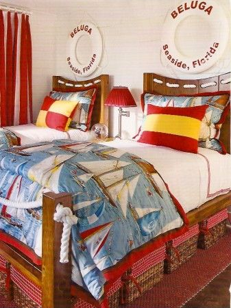 Seaside fl seaside and boy rooms on pinterest for Boys beach bedroom ideas