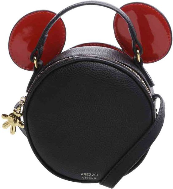 Disney X Arezzo – Sapatos e bolsas do Mickey