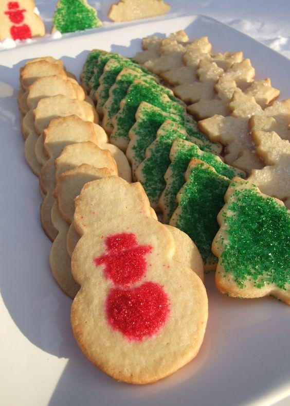 Sugar Cookies (December 2009)