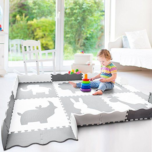 Best Baby Play Mats 2020 Nursery Neutral Baby Play Mat Best Baby Play Mat