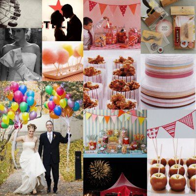 Carnival Themed Wedding photo 453359-2