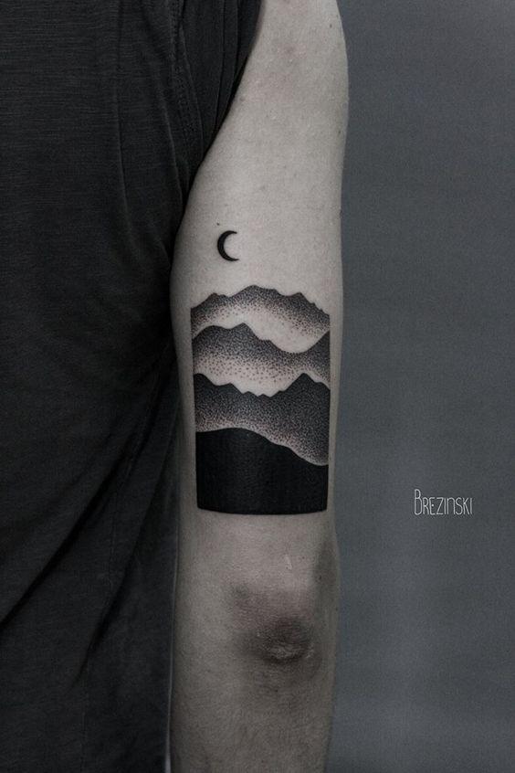 25 tatouages surréels d'un artiste biélorusse qui vous donneront envie d'être tatoué