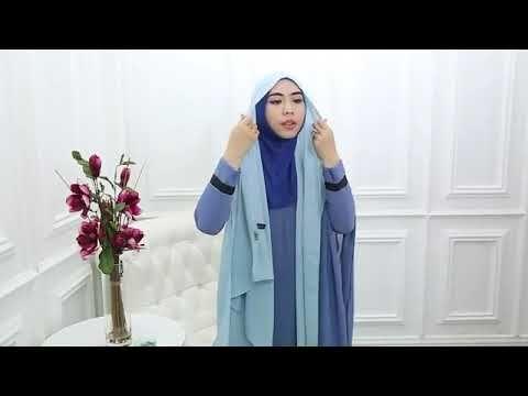 Tutorial Syar I Hijab By Usadzah Oki Setiana Dewi Youtube