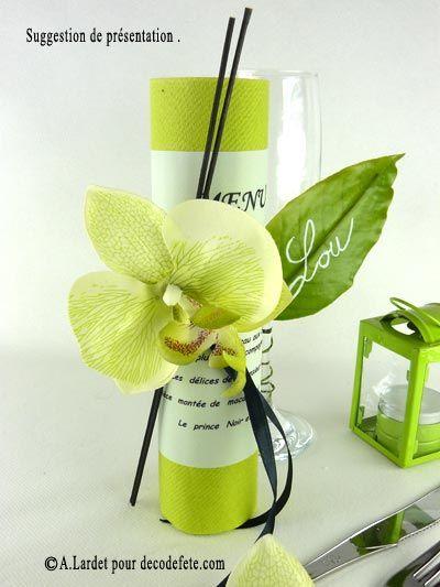 embl mes d 39 un th me zen les orchid es ming 10cm avec. Black Bedroom Furniture Sets. Home Design Ideas