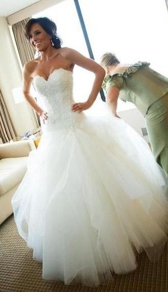 Pnina Tornai ball gown...one of the best at bridal gowns! Love this gown but needs sparkle!!!!!!