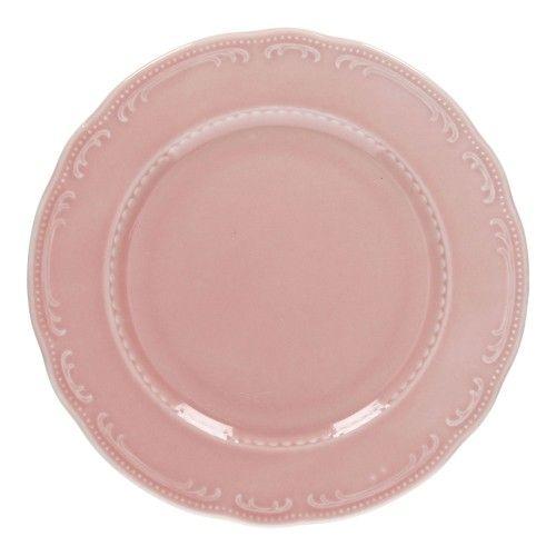 Piatti da tavola rosa sfusi o servizio completo in porcellana, modello vecchio Vienna by Tognana Porcellane, elegante e romantico è ideale per stupire i vostri ospiti in un'occasione particolare o per rallegrare la vostra tavola di tutti i giorni.
