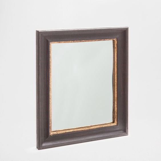 miroir bois fisheye zara home maison et miroir miroir