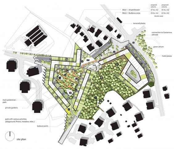 Parkhill Competition Winning Proposal / Nice Architects